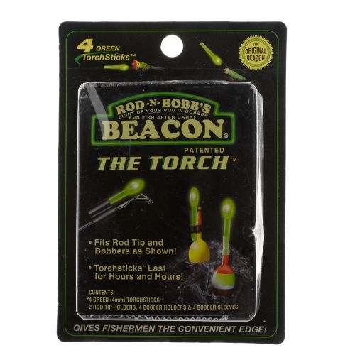 Display product reviews for Rod-N-Bobb's Torch Lightsticks 4-Pack