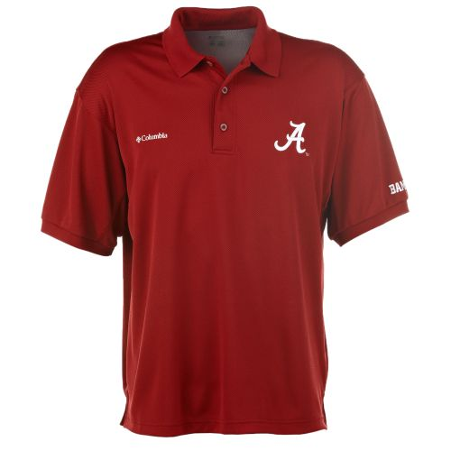 Columbia Sportswear Men's Collegiate Perfect Cast™ University of Alabama Polo