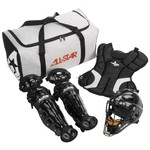 All-Star® Youth Fast Pitch Series™ Softball Catcher's Kit