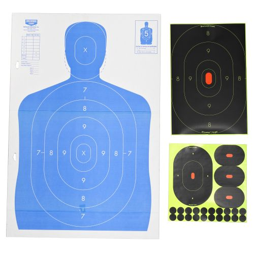 Display product reviews for Birchwood Casey® Shoot-N-C® Silhouette Target Kit