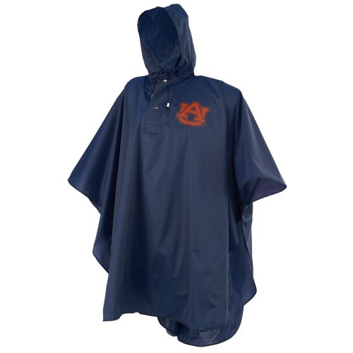 Storm Duds Adults' Auburn University Heavy-Duty Storm Poncho