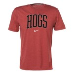Nike Men's University of Arkansas Triblend Graphic T-shirt
