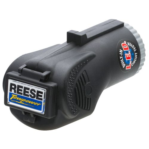 Reese 7-Way Blade to 4-Way Flat Trailer Adapter