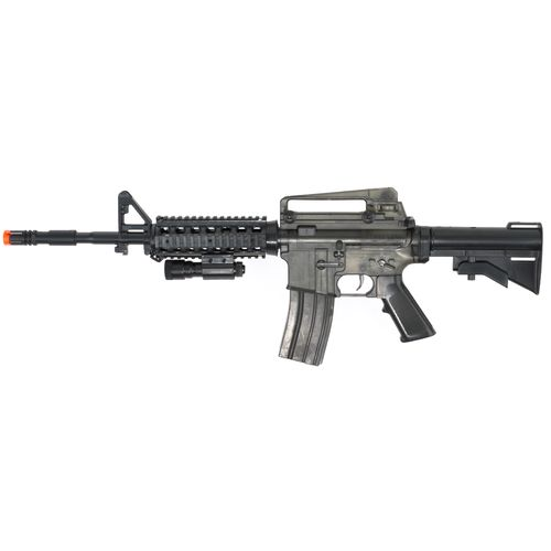 Smith & Wesson M&P15 Spring-Powered Airsoft Rifle