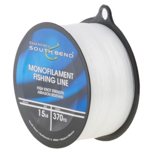 South Bend 15 lb. - 370 yards Monofilament