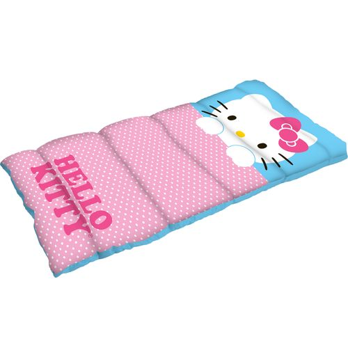 Sanrio Girl's Hello Kitty Sleeping Bag with Stuff Sack