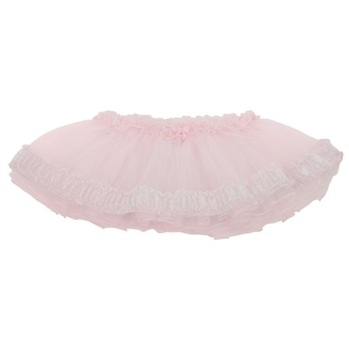 Capezio® Girls' Future Star Sparkle Ruffle Tutu with Bow