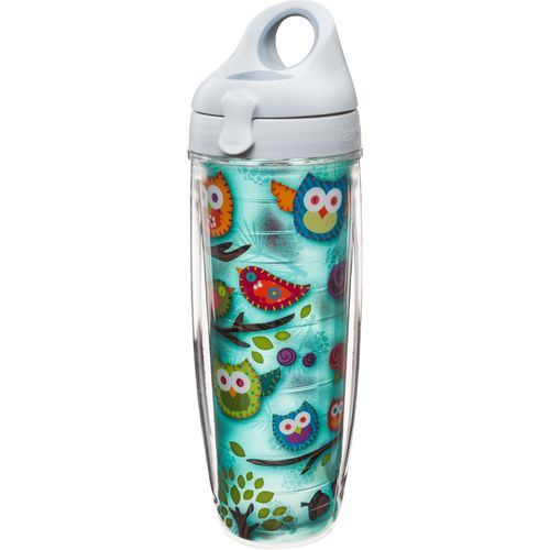 Tervis Owls Wrap 24 oz. Water Bottle