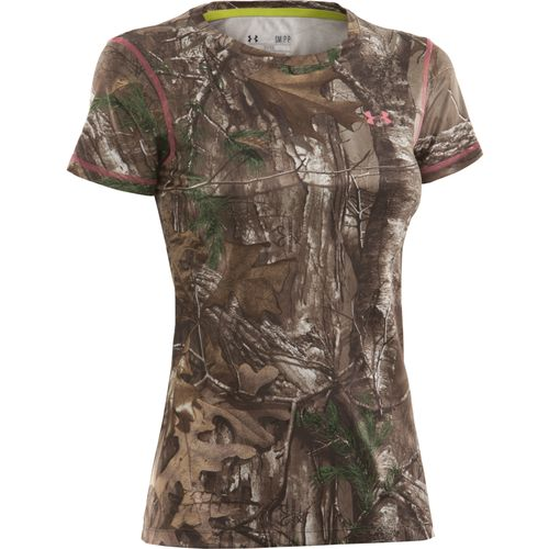 Academy Under Armour Women 39 S Evo Heatgear Short Sleeve