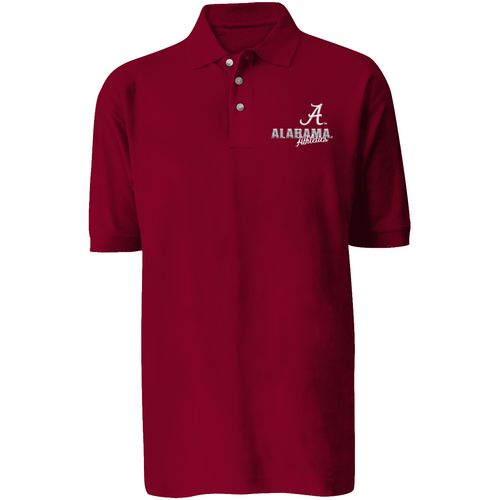Academy file not found for University of alabama polo shirts