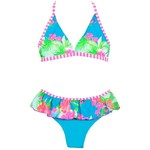 O'Rageous® Girls' Tropicana 2-Piece Swimsuit