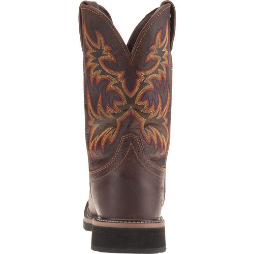 Justin Men's Rugged Cowhide Waterproof Western Boots - view number 4