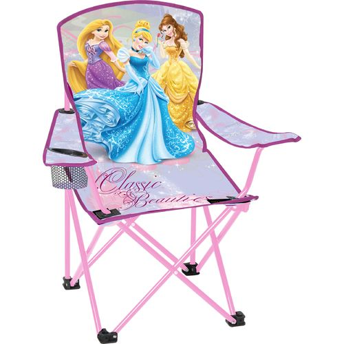 Disney Kids  Princess Camp Chair