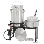 Outdoor Gourmet® Deluxe Turkey Fryer Kit