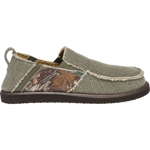 Magellan Outdoors Men's Canvas Slippers