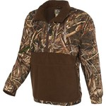 Drake Waterfowl Men's MST Eqwader Plus 1/4 Zip Jacket - view number 2