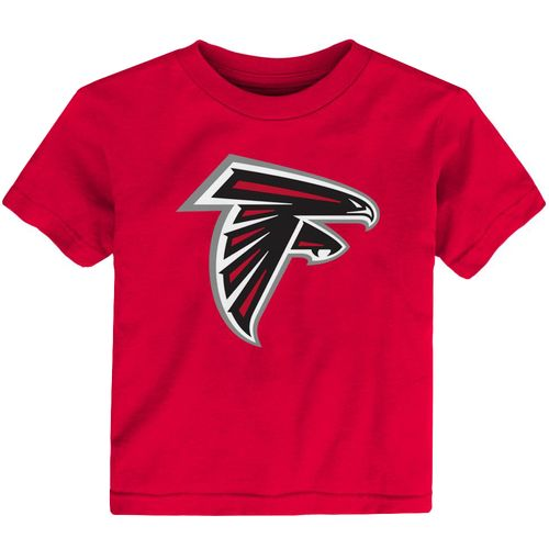NFL Toddler Boys' Atlanta Falcons Team Logo Short Sleeve T-shirt - view number 1
