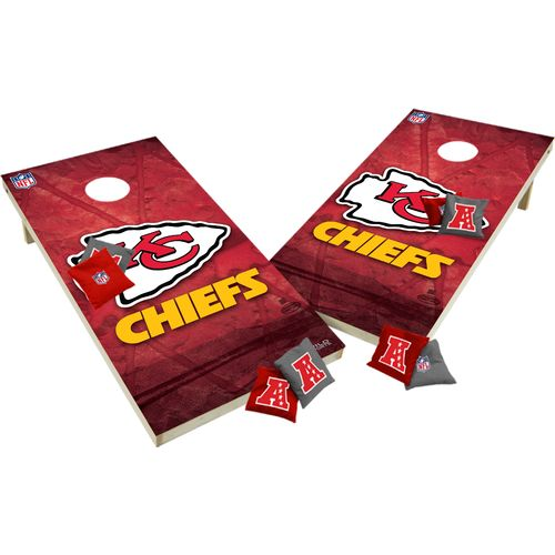 Wild Sports Tailgate Toss XL SHIELDS Kansas City Chiefs