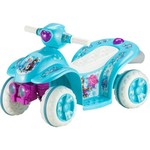 KidTrax Toddlers' Disney Frozen 6V Quad Ride-On