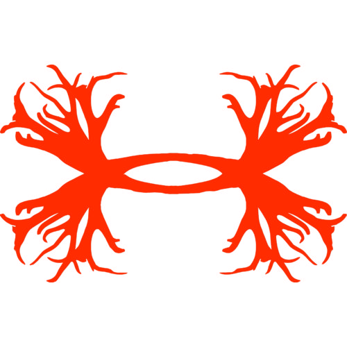Under Armour® Logo Decal
