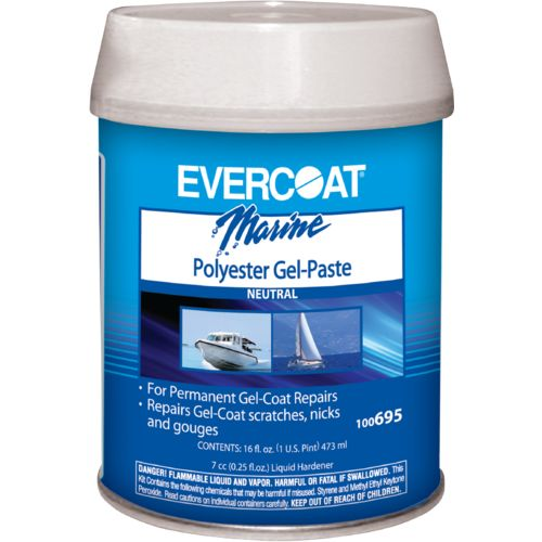 Evercoat Marine Neutral Polyester Gel Paste