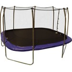 Skywalker Trampolines 15' Square Trampoline with Enclosure - view number 1