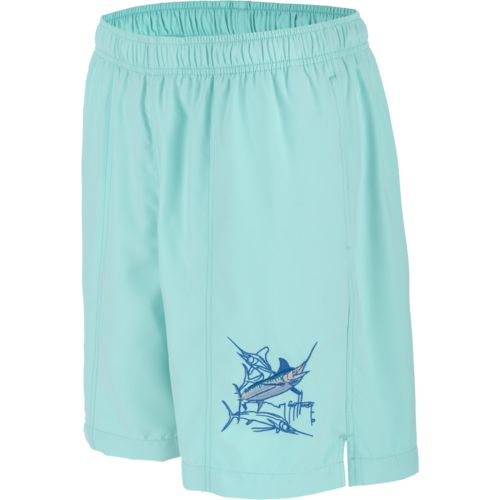 Guy Harvey Men's Grand Slam Volley Swim Short