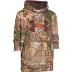 Under Armour® Boys' Armour® Fleece Camo Big Logo Hoodie