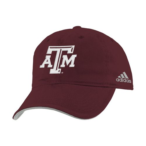 adidas™ Boys' Texas A&M University Basic Slouch Adjustable Cap