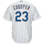 Majestic Men's New York Mets Michael Cuddyer #23 Cool Base® Home Jersey