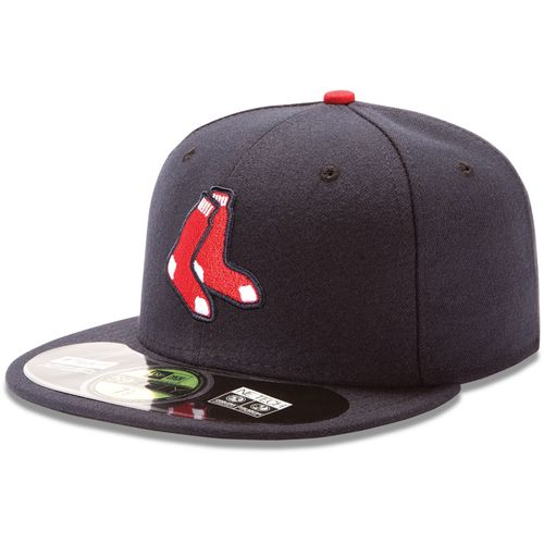 New Era Men's Boston Red Sox Alternate 59FIFTY Cap - view number 1