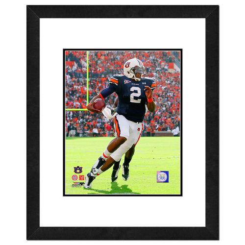 Photo File Auburn University Cam Newton 8' x 10' Action Photo