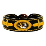 GameWear University of Missouri Team Color Football Bracelet