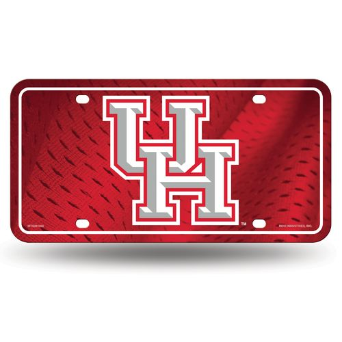 Rico University of Houston Metal Tag