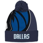 adidas Men's Dallas Mavericks Cuffed Knit Cap