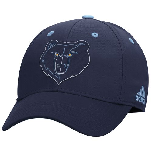 adidas™ Men's Memphis Grizzlies Team Nation Structured Flex Cap