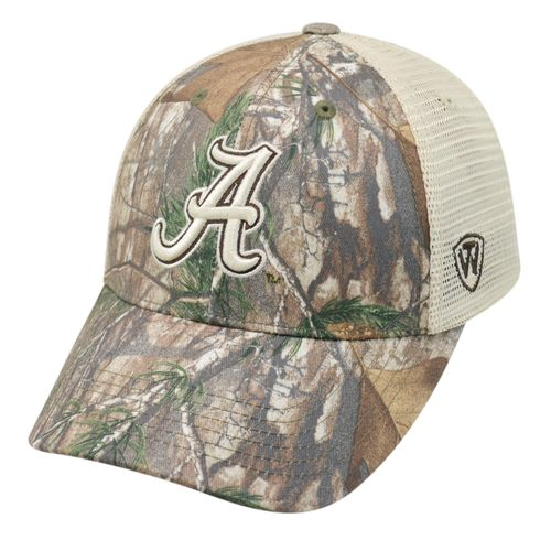 Top of the World Adults' University of Alabama Prey Cap