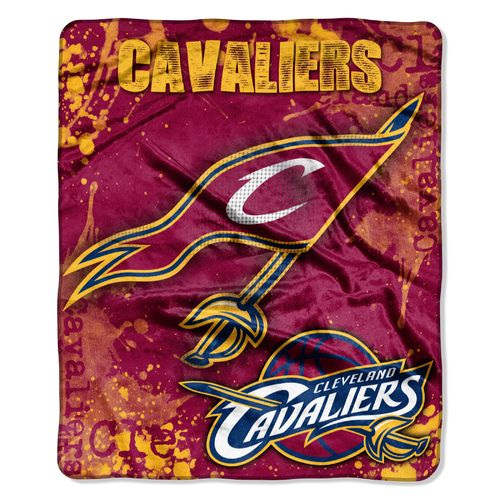 The Northwest Company Cleveland Cavaliers Dropdown Raschel Throw