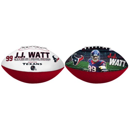 Rawlings® Houston Texans J.J. Watt Stadium Football
