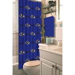 The Northwest Company Baltimore Ravens Shower Curtain