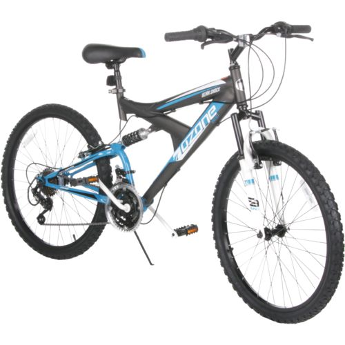 "Ozone 500® Boys' Ultra Shock 24"" Bicycle"