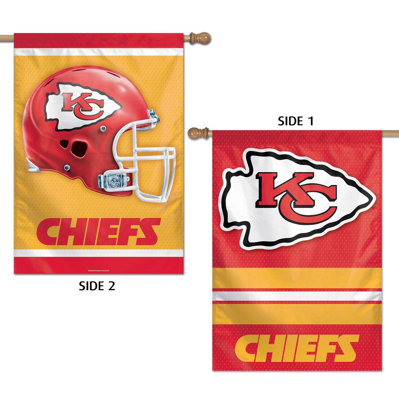 WinCraft Kansas City Chiefs 2-Sided Vertical Flag
