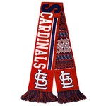 Team Beans Adults' St. Louis Cardinals Reversible Ugly Scarf