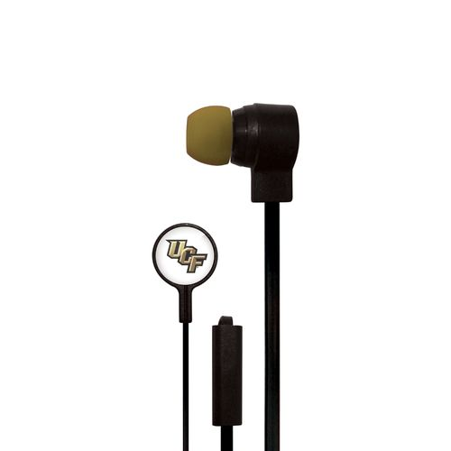 Mizco University of Central Florida Big Logo Earbuds