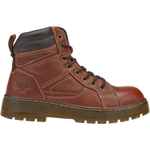 Display product reviews for Dr. Martens Men's Joist 8-Eye Steel-Toe Work Boots
