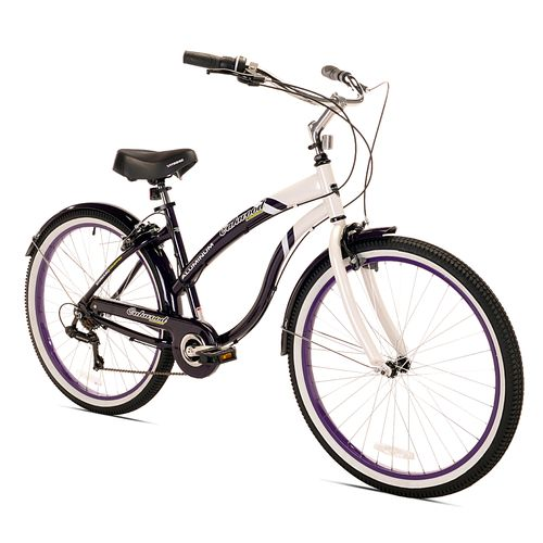 "KENT Women's Oakwood Cruiser 26"" 7-Speed Bicycle"