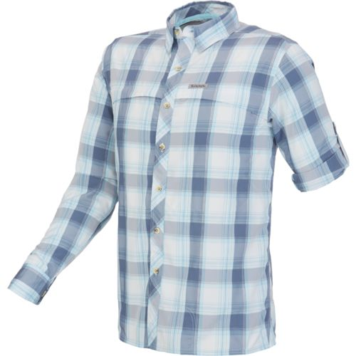 Simms® Men's Stone Cold Long Sleeve Button-Down Shirt