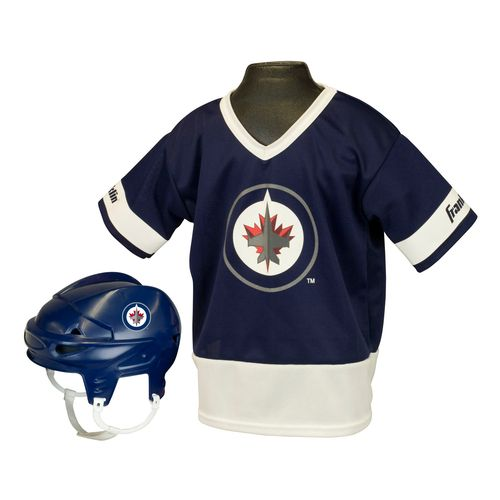 Franklin Kids' Winnipeg Jets Uniform Set - view number 1