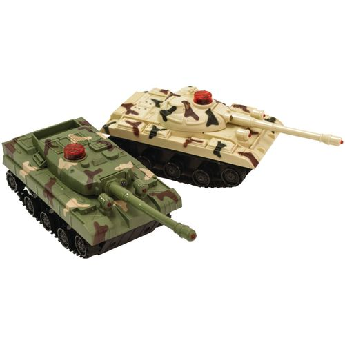 SpaceGate RC Battle Tanks 2-Pack