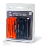 Team Golf Denver Broncos Golf Tees 50-Pack